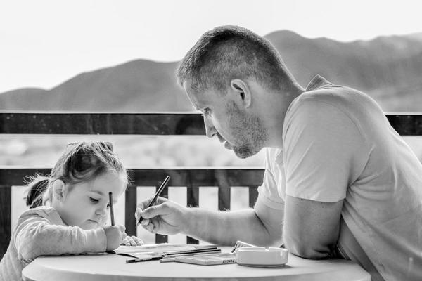 Se papà ti dimentica: storia di un dolore, di una ribellione e di una malattia sconfitta