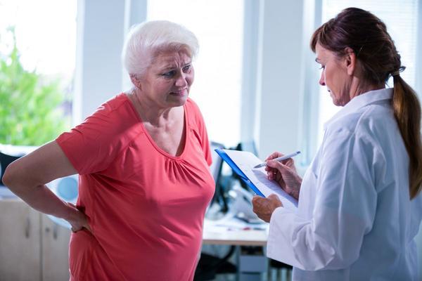 Mal di schiena: i benefici della vitamina D
